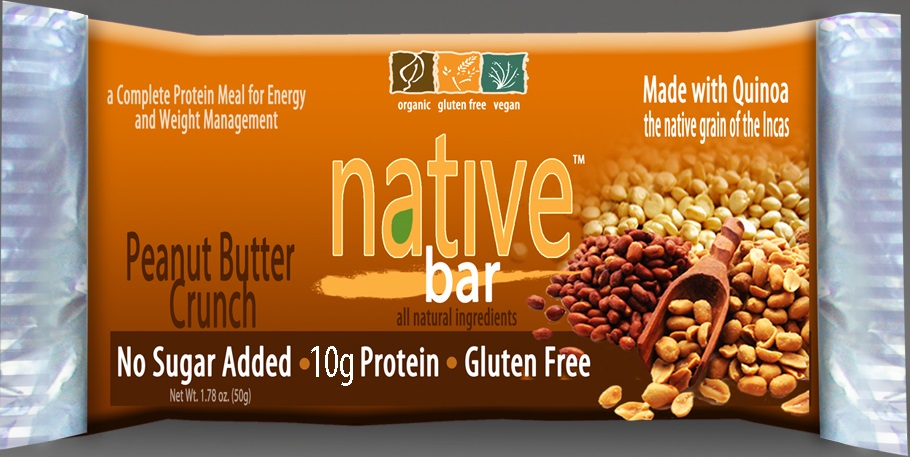 Native Bar | Peanut Butter Crunch