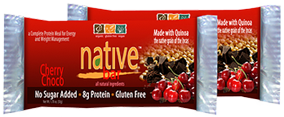 Native Bar | Cherry Choco