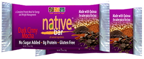 Native Bar | Dark Cinny Mocha