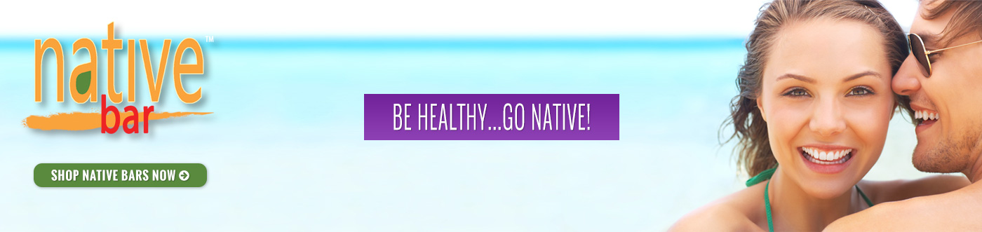 Shop Native Bars, Gluten Free, Vegan, Non-GMO, Kosher