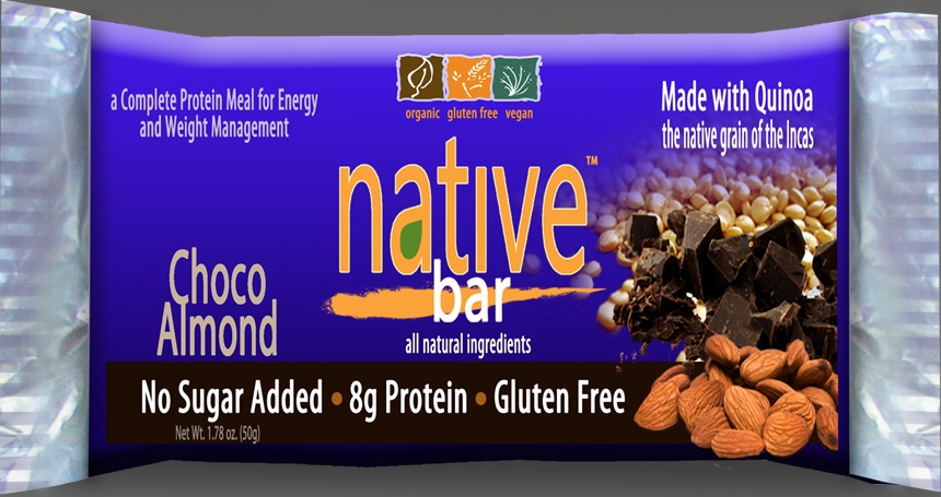 Native Bar | Choco Almond