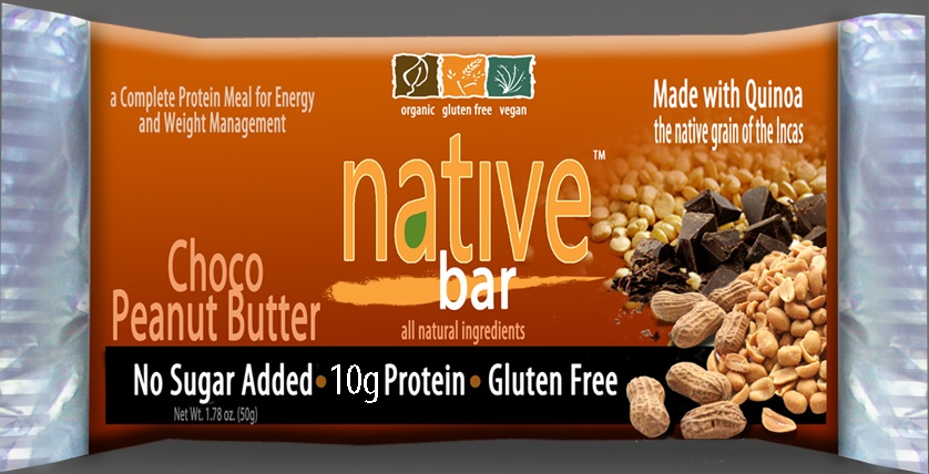 Native Bar | Choco Peanut