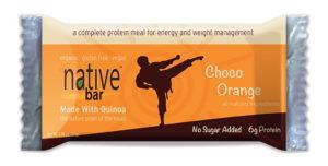 Native Bar | Choco Orange